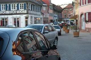 Straßenverkehr in der Rohanstadt: Zählungen sind umstritten.
