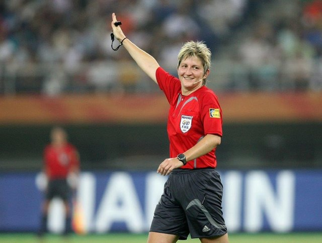 National und international erfolgreich: Christine Baitinger – hier bei der Weltmeisterschaft 2007 in China.