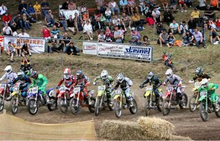 Spannende Rennen gibt es am Wochenende wieder in Schweighausen.