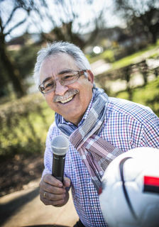 Neben seinem Beruf und der Musik war und ist Edgar Hacker schon viele Jahre beim FSV Seelbach und als Vorsitzender der IG Dorffest aktiv.