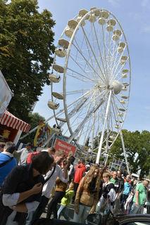 Die Oberrhein Messe findet wieder vom 26. September bis 4. Oktober in Offenburg statt.