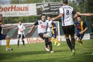 Für die Relegationsspiele muss der SV Linx noch eine Schippe drauflegen.