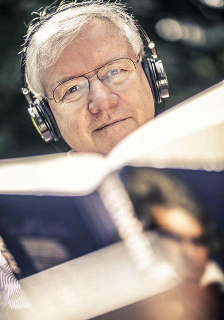Etwa 7000 CDs besitzt Stefan Schaub und kann nicht sagen, ob er Bach, Mozart und Beethoven lieber hört als Brahms, Verdi oder Berlioz.