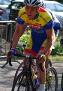 Felix Rinker (Vogtsburg im Kaiserstuhl) startet in der Saison 2012 für die Racing Students.