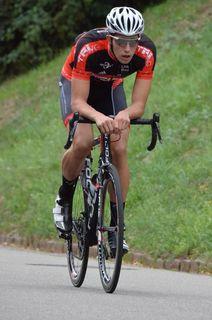 Jannik Steimle schaffte über die Racing Students den Sprung zu den Profis.