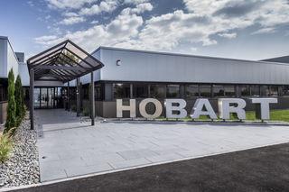 Hobart mit Sitz im Industriegebiet Elgersweier.