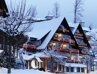 Das Relais und Châteaux Hotel Dollenberg in Bad Peterstal-Griesbach.