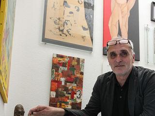 Kurator und Literatur-Festival-Gründer José F.A. Oliver
