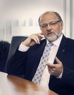 Seit elf Jahren leitete Harald Rissel mit der Edeka Südwest eine der größten Einzelhandelsgenossenschaften mit insgesamt 43.500 Mitarbeitern.