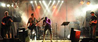 Gallows Pole zieht es wieder zum Rocken beim MC Kappel auf die Bühne.