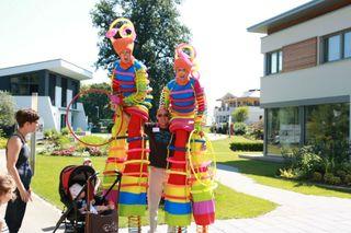 Am Sonntag, 30. August, wird in der World of Living in Rheinau-Linx ein Sommerfest gefeiert.