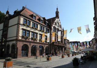Mit dem Jahreswechsel wird in das Wolfacher Rathaus ein Nachfolger für Gottfried Moser einziehen.