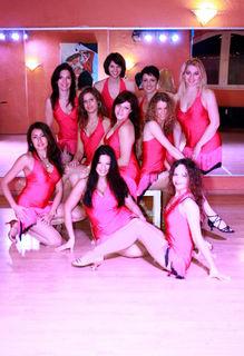 Bezaubern bei der Salsa Fashion Night: Die Showtanzgruppe des Salsa Clubs Lahr.