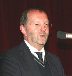 Frank Richter gab einen umfangreichen Einblick in das Geschäftsjahr der Duravit AG.