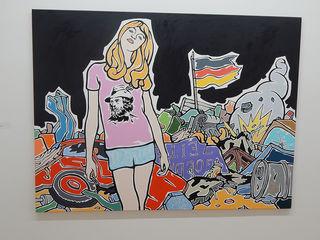"""""""Sweet Girl"""" von Moritz Götze."""