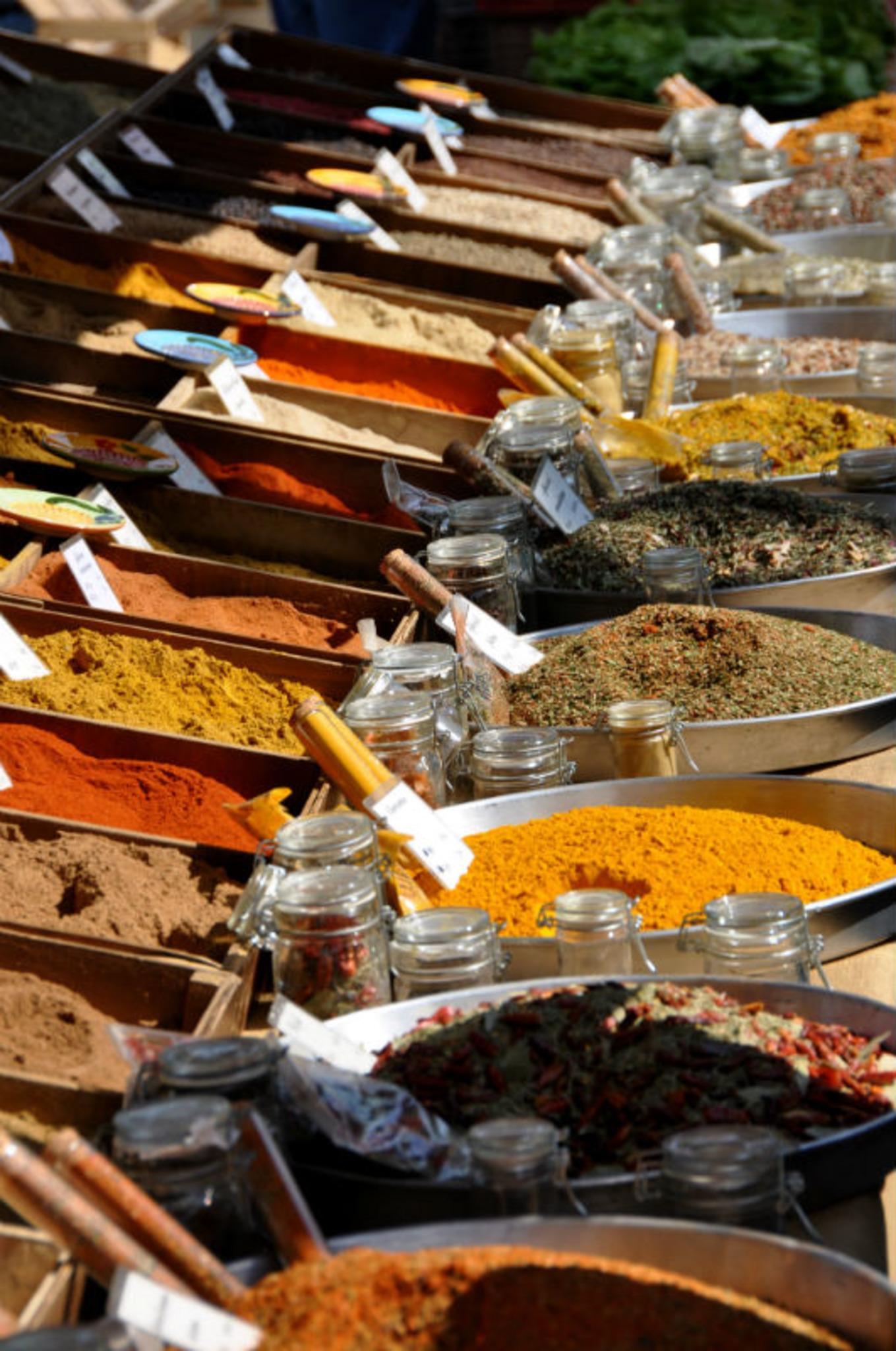 Bild 1 aus Beitrag: Indiens Küchen spielen mit den Aromen von ...