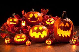"""So manchem vergeht der Spaß an Halloween, wenn Jugendliche und Kinder beim """"Süßes-oder-Saures-Rufen"""" jedes Maß verlieren."""