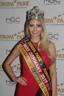 Soraya Kohlmann aus Leipzig ist die neue Miss Germany