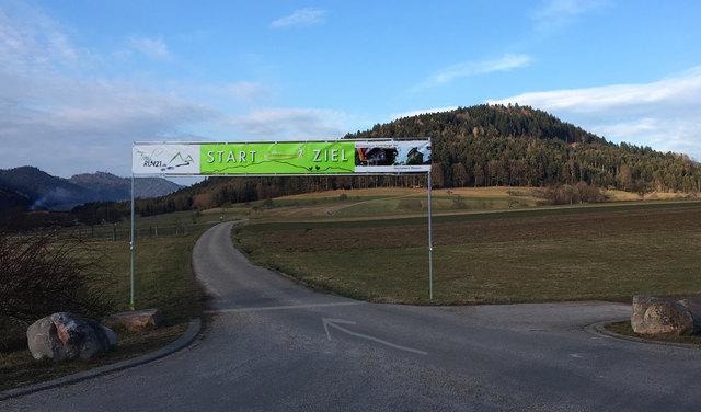 """Start und Ziel für den """"TrailRUN21"""" wird 2017 vom Fürstenberger Hof nach Zell verlegt werden."""