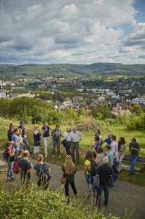 Stadt- und Weinführungen gehören zu den Klassikern des Lahrer Angebots für Einheimische und Touristen.^ Foto: Stadt Lahr