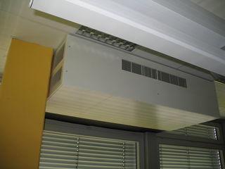 Eine dezentrale Lüftung löst das Problem der Erhöhung der Grenzwerte durch Atemluft in sanierten Gebäuden.