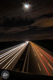 Autobahn in Wagshurst