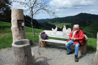 Hahn & Henne Wanderweg