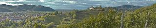 Panorama über Gengenbach