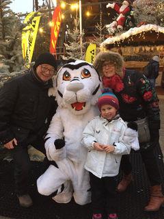 Winterzauber im Europa Park