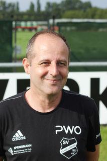 SVS-Trainer Daniel Bistricky will heute punkten.
