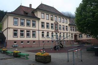 Die Wilhelm-Hausenstein-Schule ist künftig nur noch Grundschule.