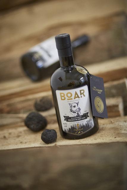 International ausgezeichnet wurde Boar Gin aus Bad Peterstal bei Wettbewerben.