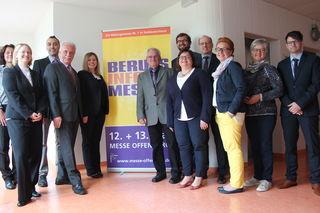 Die Vertreter des Ortenauer Netzwerks, das alljährlich die Berufsinfomesse vorbereitet, koordiniert und veranstaltet, rechnet erneut mit starkem Interesse an der BIM.