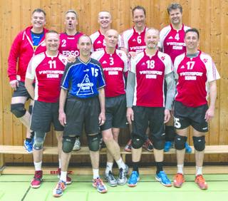Auch die Senioren II der Herren haben sich für die Deutsche Meisterschaft in Minden qualifiziert.