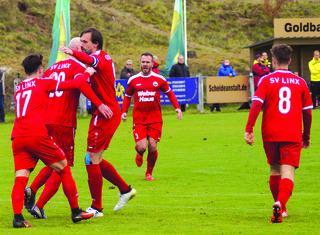 Im Hinspiel konnte Linx noch jubeln, doch gestern Nachmittag wurden die Fans des SVL wieder enttäuscht.