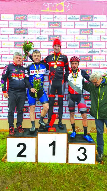 Auch Marcel Fischer von Racing Students siegte.