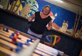 Seit vier Jahren ist Karin Lorenz Leiterin des Jugendzentrums in Oberkirch.