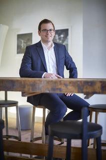 Alexander Gut ist er begeistert von der Flexibilität und den schnellen Entscheidungswegen in einem Mittelstandsunternehmen.