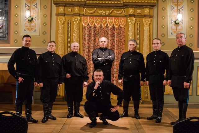 """""""Ural Kosaken"""" präsentieren Erinnerungen an das alte Russland"""