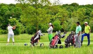 Sportlich und vom Ergebnis war das Golfturnier des Rotary Clubs Offenburg-Ortenau und des Lions Clubs Oberkirch-Schauenburg ein voller Erfolg.