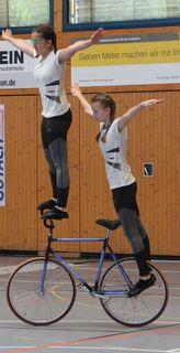 Maren Buchholz und Marisa Göppert haben sich für die Deutsche Meisterschaft qualifiziert.