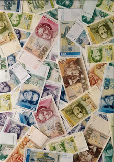 Die Summe von 150.000 D-Mark hatte ein Kunde 1995 der Sparkasse zur Verwahrung übergeben.