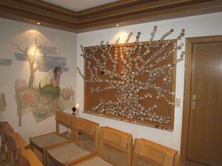 Kapelle mit dem Lebensbaum