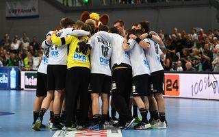 """Dem DHB-Team bleibt bei der Europameisterschaft 2018 in Kroatien eine """"Hammergruppe"""" erspart."""