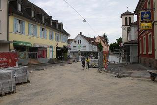 Kreuzung Appenweierer Straße/Renchener Straße