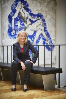 """""""Politik spiegelt das pure Leben wider"""", findet Helga Wössner. Ihr Interesse an der Politik wurde schon im Elternhaus geweckt. Foto: Michael Bode"""
