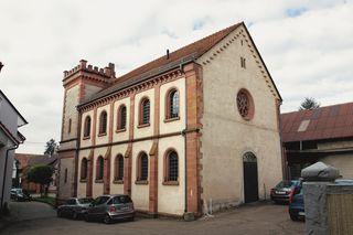 1986 und 1987 ließ die Gemeinde Kippenheim die Außenfassade wiederherstellen.