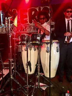 """""""MiLLER'S Blues Orchestra"""" hat Verstärkung bekommen."""