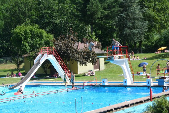 Schwimmbad Hornberg