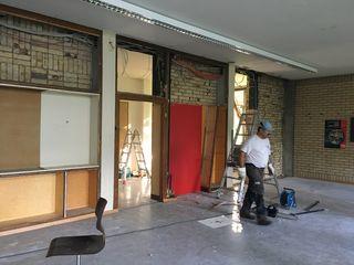 Im Max-Planck-Gymnasium stehen einige Baumaßnahmen in den Sommerferien an.